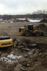 February 2015 - Ingraham's Mountain Site
