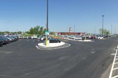 May 2016 - Ingraham's Mountain Employee Parking Opens