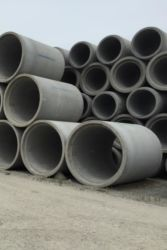 May 2016 - Fabricated Reinforced Concrete Pipe (RCP)