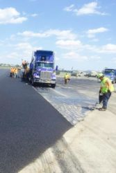 July 2016 - Taxiway Paving