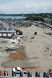 June 2015 - Overview of the Lot P4 Toll Plaza