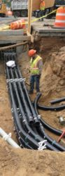May 2015 - Conduit Installation and Preparation for Concrete Placement